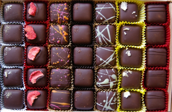 Lagustas Luscious The Food Journal Of A Chefchocolatier In - Delicious chocolates crafted japanese words texture